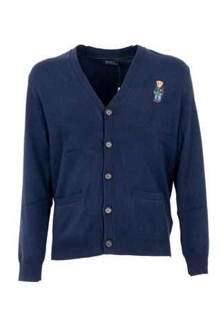 POLO RALPH LAUREN 710763453001-LSVNCARDIHUNTER NAVY