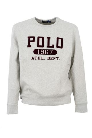 POLO RALPH LAUREN 710766798002-LSCNM1LOFT HEATHER