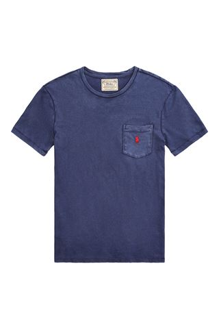 POLO RALPH LAUREN 710795137003-SSCNCSLM1CRUISE NAVY