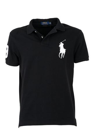 POLO RALPH LAUREN 710781433001-SSKCCMSLM1POLO BLACK
