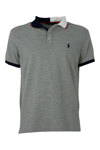 POLO RALPH LAUREN 710791004004-SSKCCMSLM2ANDOVER HEATHER