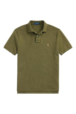 POLO RALPH LAUREN 710795080017-SSKCSLIM1DEFENDER GREEN/C2226