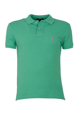 POLO RALPH LAUREN 710795080020-SSKCSLIM1SUNSET GREEN/C3125