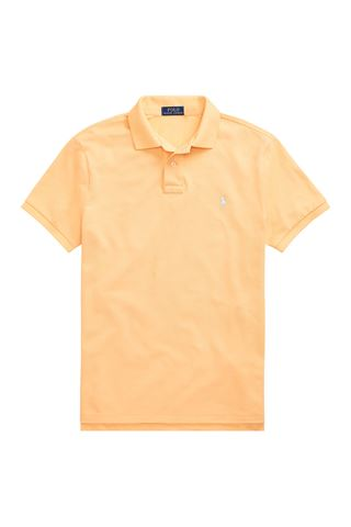 POLO RALPH LAUREN 710795080027-SSKCSLIM1KEYWEST ORANGE/C1750