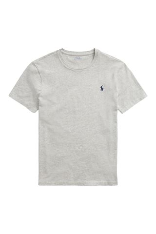 POLO RALPH LAUREN 710680785002-SSCNM2NEW GREY HEATHER