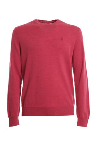 POLO RALPH LAUREN 710714346026-LSSFCNPPLT FLAME HEATHER