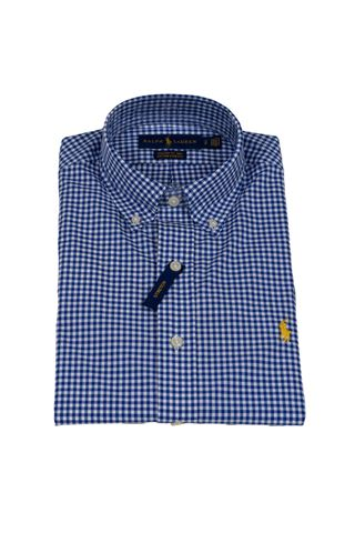 POLO RALPH LAUREN 710784282001-CUBDPPCBLUE/WHITE