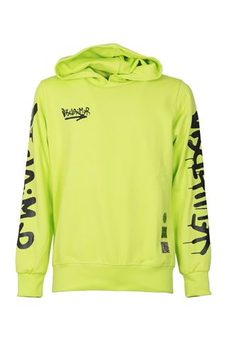 DISCLAIMER 21IDS50815GIALLO FLUO
