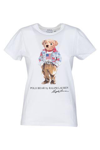 POLO RALPH LAUREN 211843279001-PWBEARWHITE